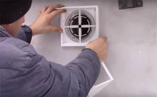 Обратный клапан на вентиляцию - когда следует применять и как установить правильно