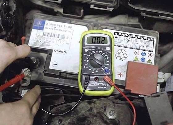 Как найти утечку тока в автомобиле? 5 причин неисправности