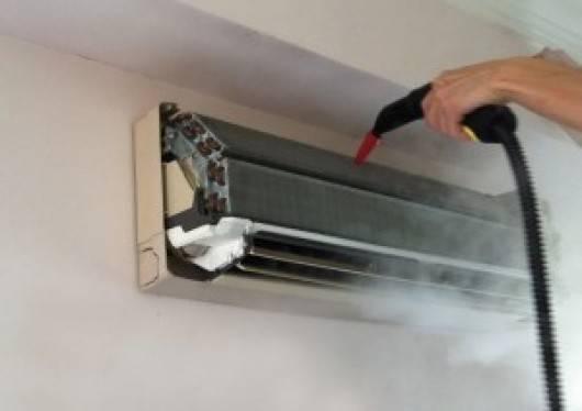 Порядок чистки сплит-системы и домашнего кондиционера