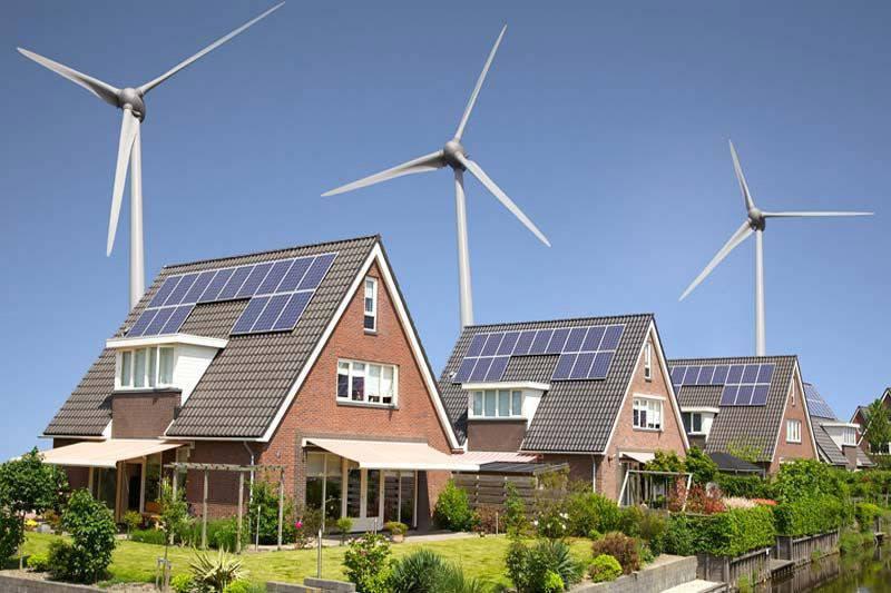 Альтернативные источники энергии для частного дома: фото обзор и видео пример готовых решений по получению электричества