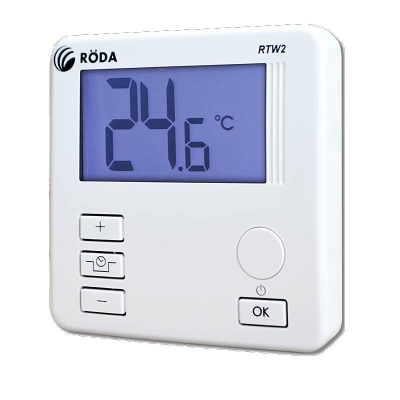Комнатный термостат -  комфорт и экономия отопления ))) много букв - страна мам