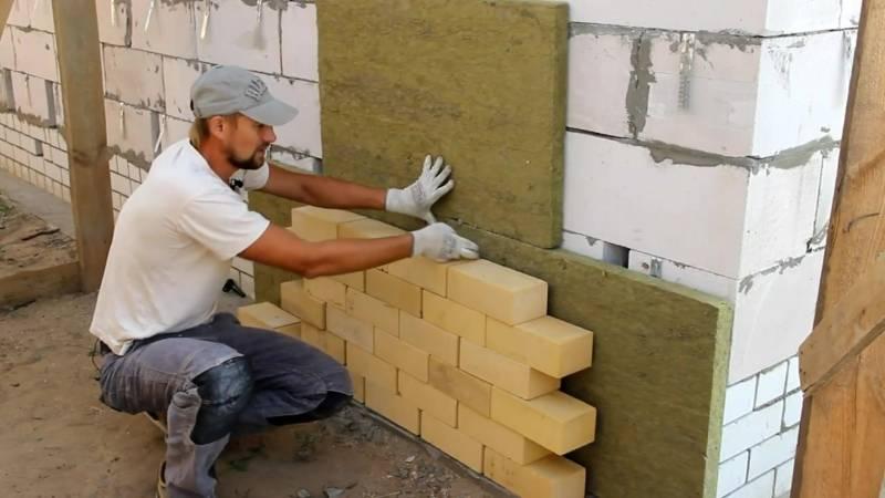 Материалы для внутренней отделки домов из газобетона