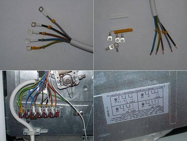 Подключение электроплиты – пошаговая инструкция