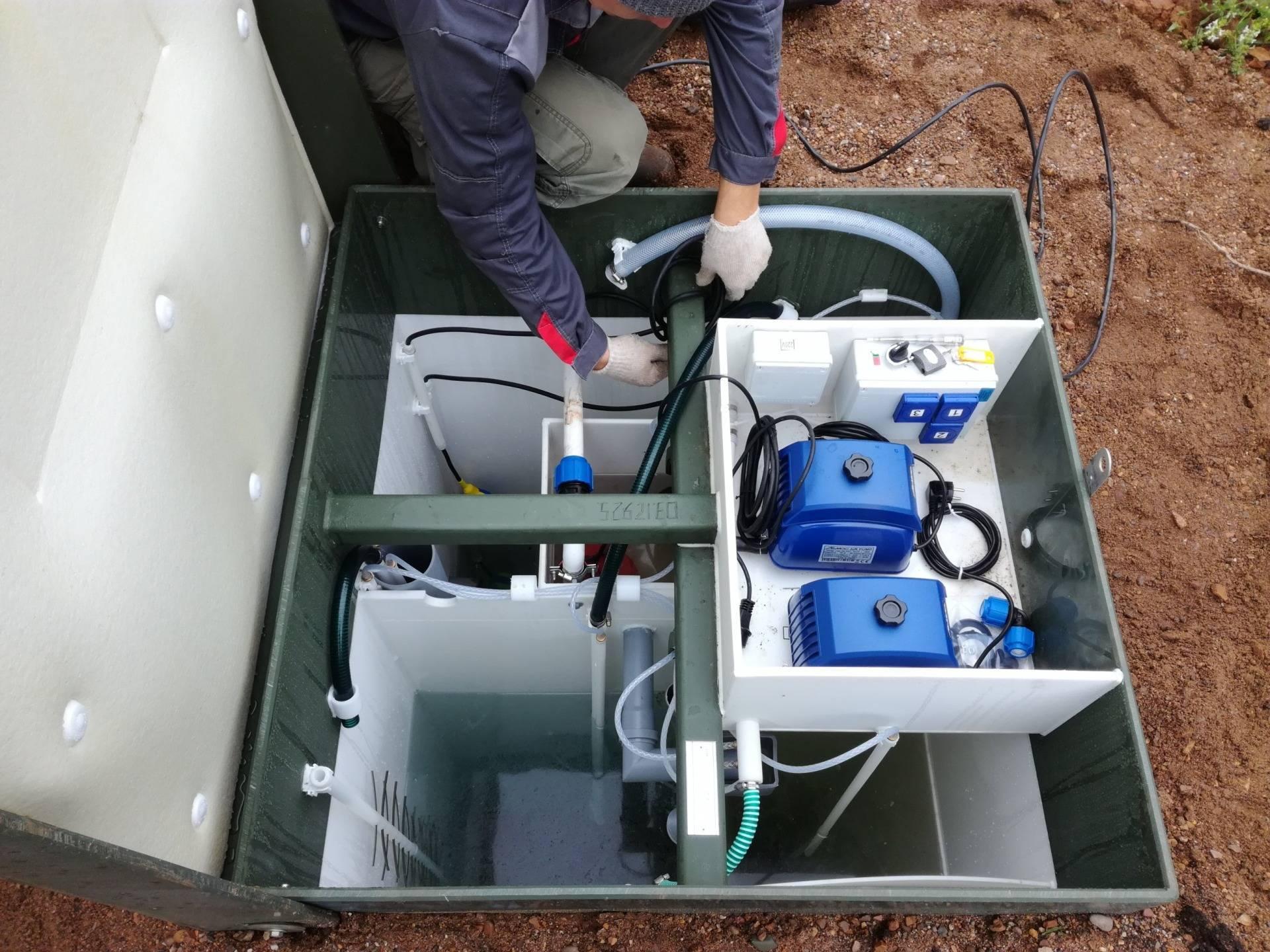 Автономные канализационные системы разновидности