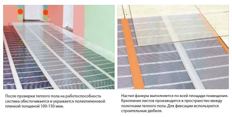 Какой выбрать электрический теплый пол под плитку – плюсы и минусы, топ производителей