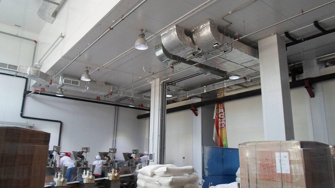 Вентиляция магазина в жилом доме – нормы, особенности