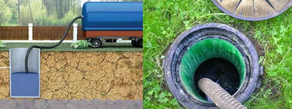 Способы очищения выгребной ямы в доме или на даче