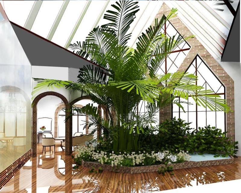 Зимний сад в частном доме - jplant все о зимних садах