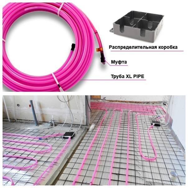 Какой теплый пол выбрать — плюсы и минусы инфракрасной, кабельной и водяной систем