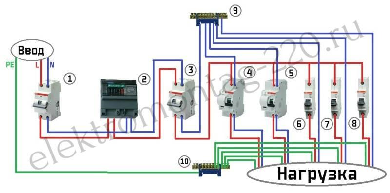 Принцип работы и конструкция стабилизатора напряжения: назначение байпаса > флэтора