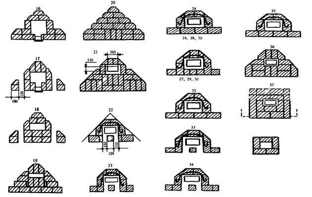 Угловой камин из кирпича своими руками: чертежи, требования к конструкции, материалы и технология кладки