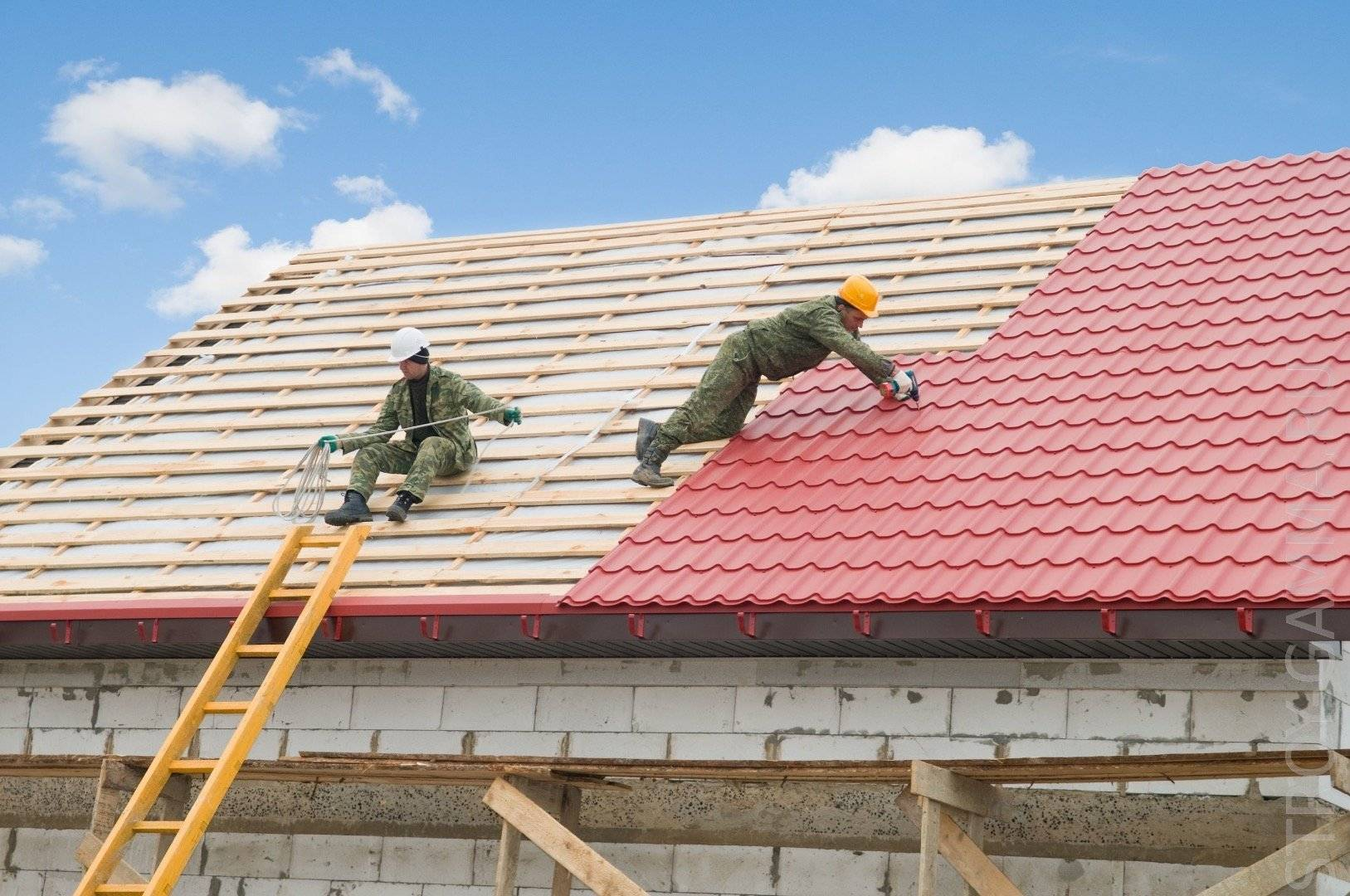 Как перекрыть крышу: диагностика конструкции, материалов