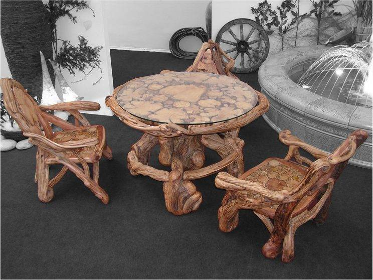 Особенности и преимущества деревянной мебели, изготовленной своими руками | папа мастер!