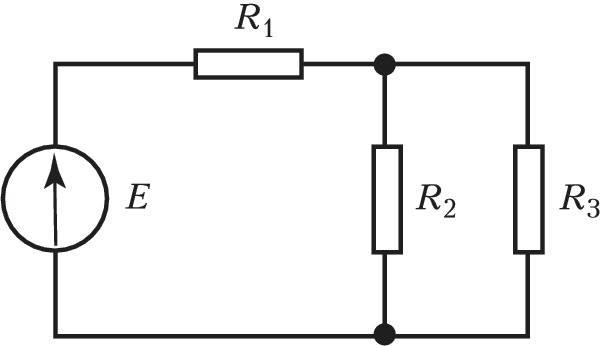 Электрическая цепь и ее составные части   из каких частей состоит, определение, величины