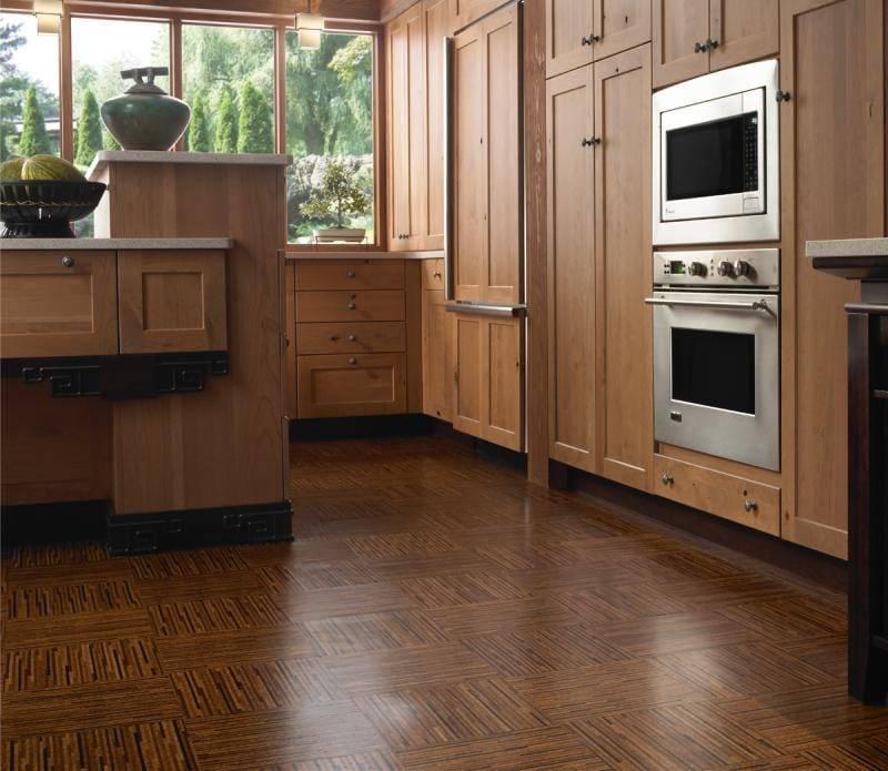 Линолеум для кухни: какой выбрать, описание лучших материалов и инструкция по укладке