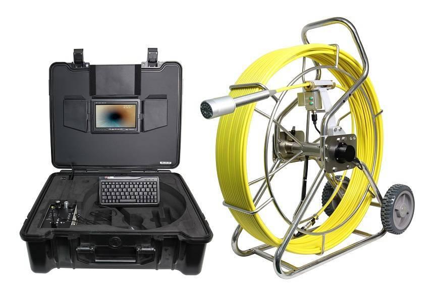 Телеинспекция канализационных труб: определение, способы
