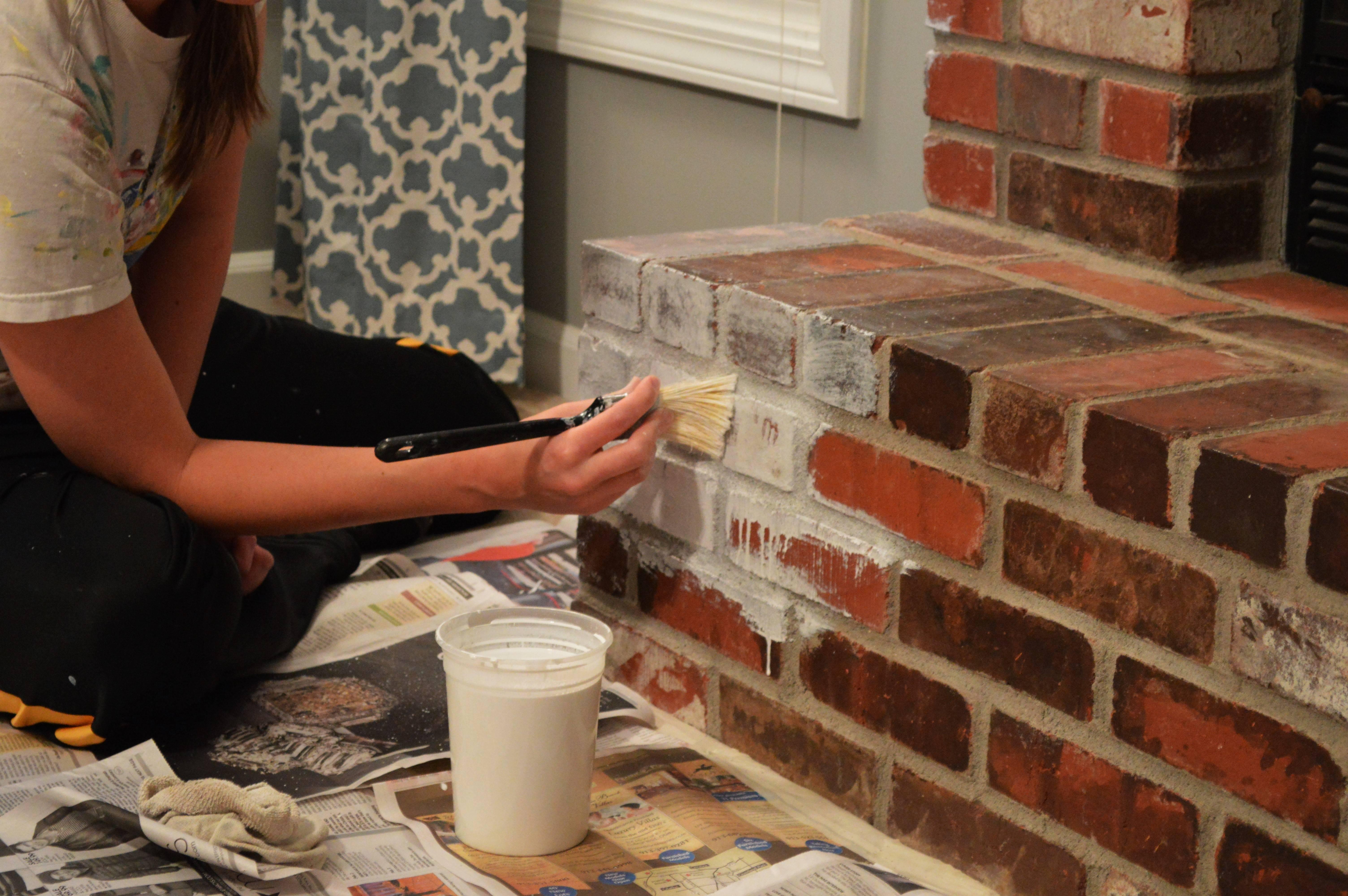 Чем покрасить кирпичную печь в доме, выбираем лаки и краски