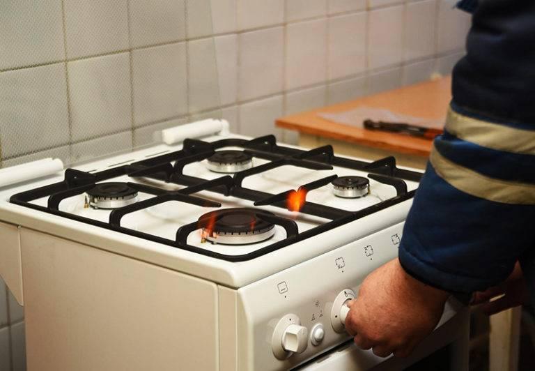 Подключение газа в квартире, порядок и правила
