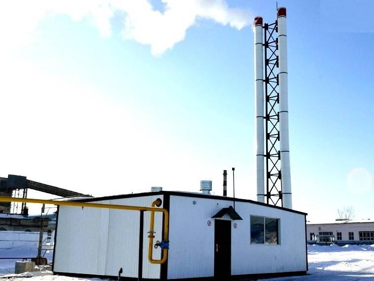 Купить газовую блочно-модульную котельную бмк-8 мощностью 8 мвт в санкт-петербурге и ленинградской области | тгв-альянс