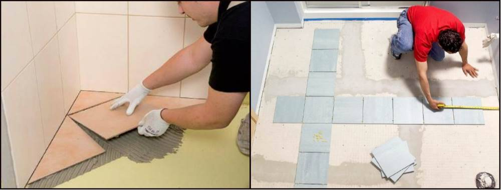 Урок 17. материалы и инструменты для укладки плитки