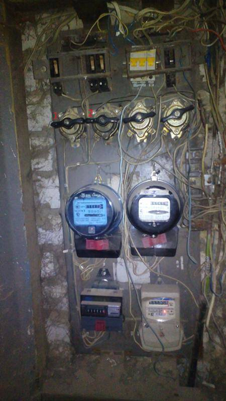 Когда в доме отключается электричество