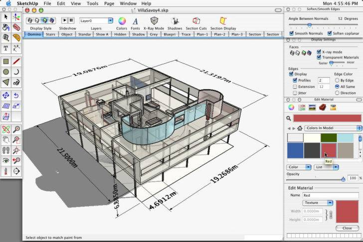 Программа для проектирования домов
