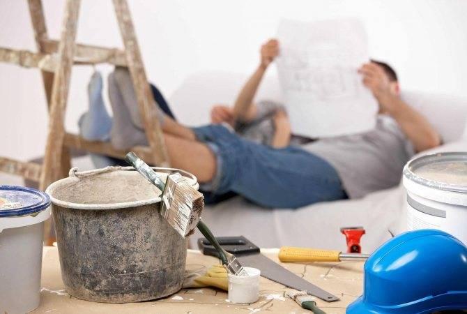 Ошибки при ремонте квартиры | ремонт-узел