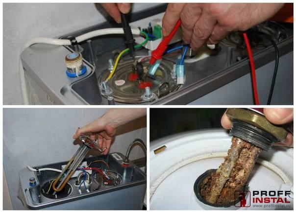Бойлер не греет, медленно нагревает или не нагревает воду до нужной температуры: причины и методы устранения поломки