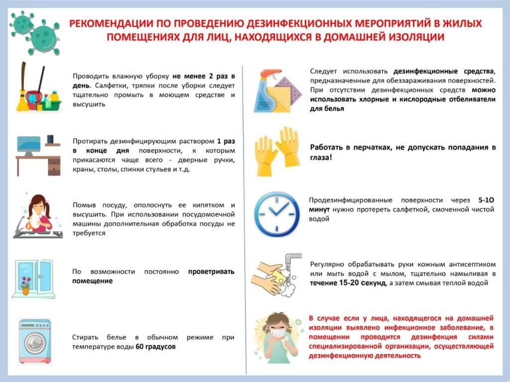 Как правильно проводить дезинфекцию помещения — настоящая находка в условиях карантина | file-don.ru