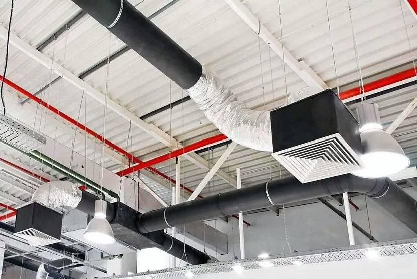 Вентиляция спортзала: нормативы и организация воздухообмена