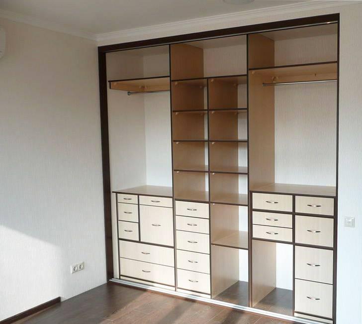 Как сделать встроенную мебель: делаем встроенный шкаф своими руками