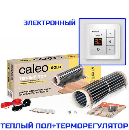 Характеристики и отзывы о теплом поле caleo