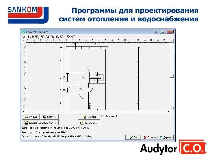 Гидравлический расчет системы отопления: примеры, программы