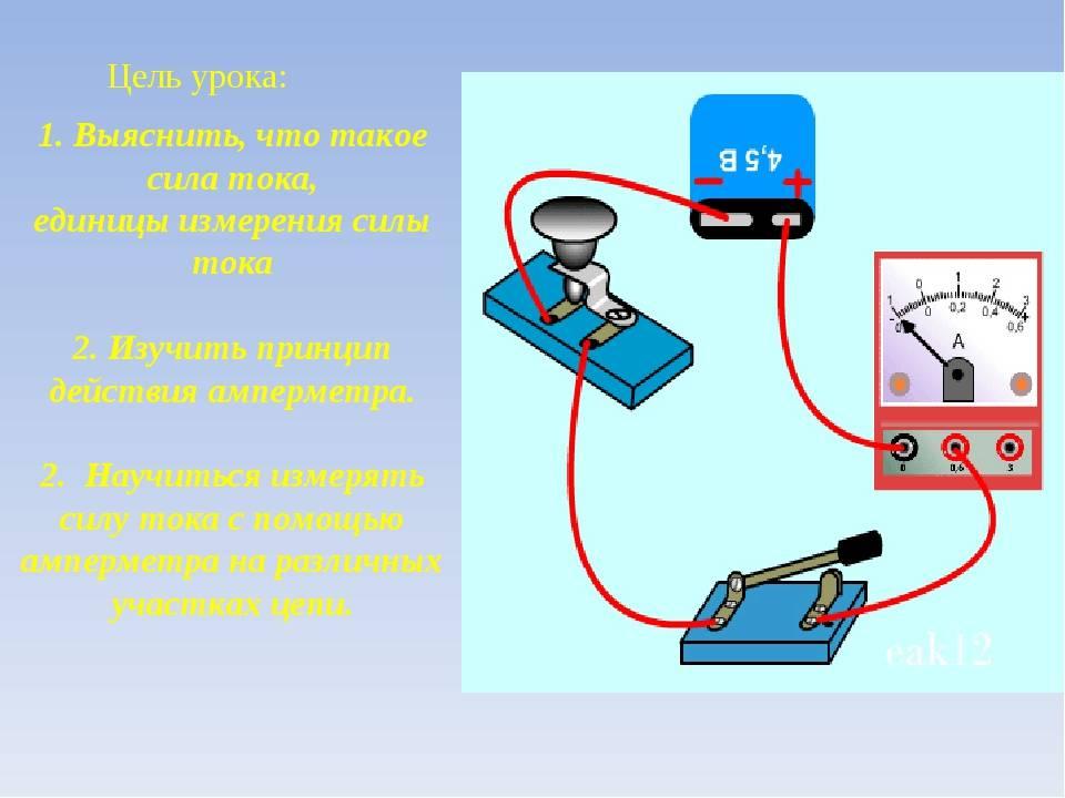 Как измерить силу тока мультиметром — инструкция