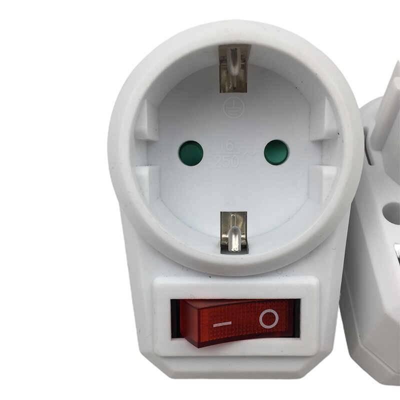 Электрические разветвители для розетки — двойники или тройники