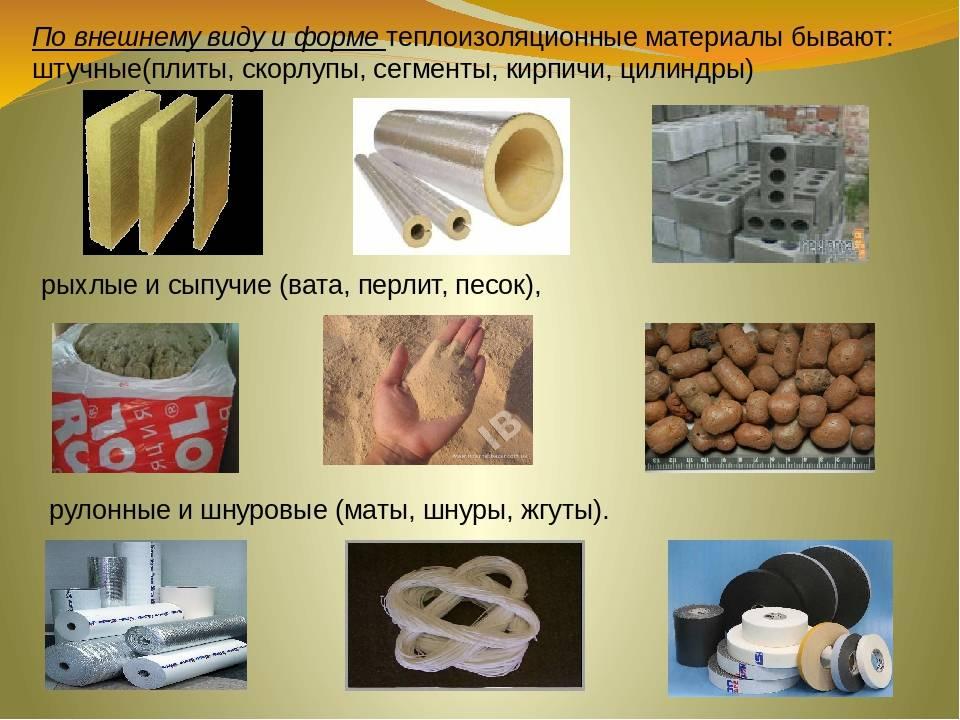 Использование теплоизоляционных цилиндров из минеральной ваты