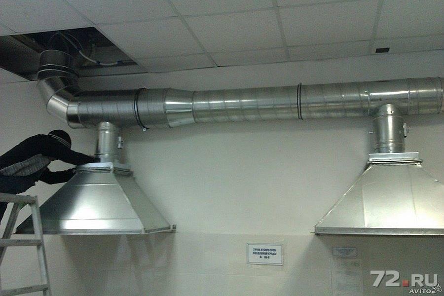 Устройство вентиляции в многоквартирном доме