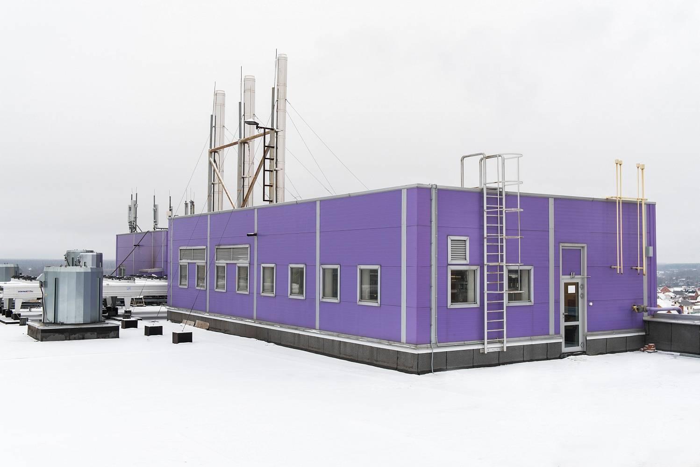 Проектирование крышных котельных по всей россии. гк газовик