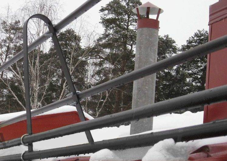 Гост р 53254-2009 «техника пожарная. лестницы пожарные наружные стационарные. ограждения кровли. общие технические требования. методы испытаний»