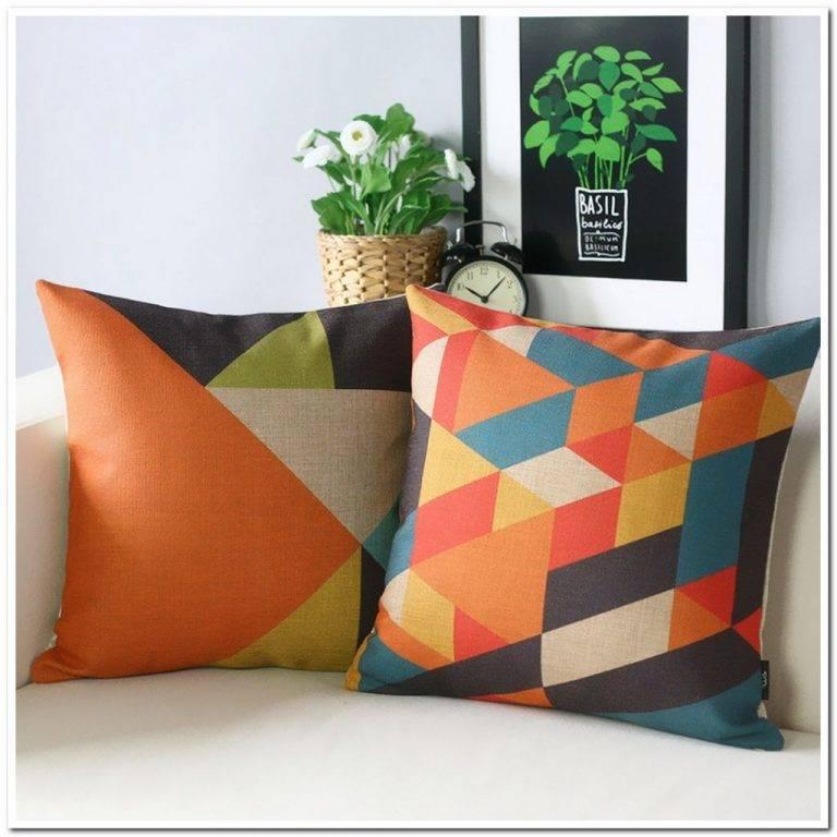 Подушка из скотча – неожиданное дизайнерское решение! - дом-строй