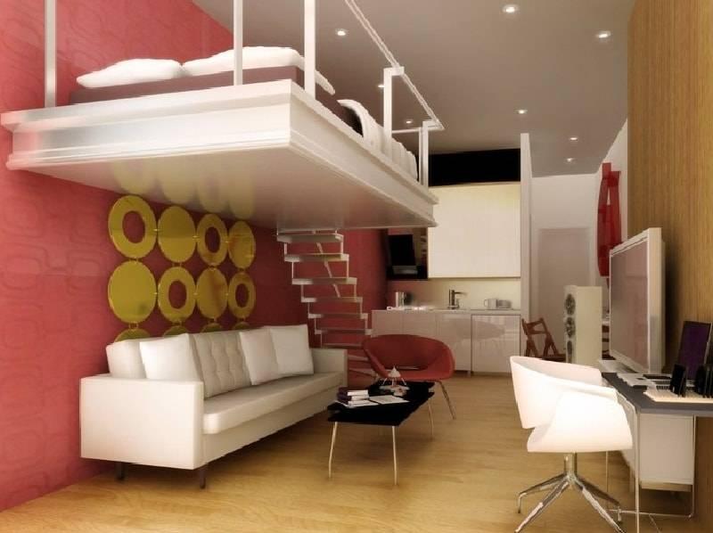 Дизайн маленькой квартиры: комфорт и уют