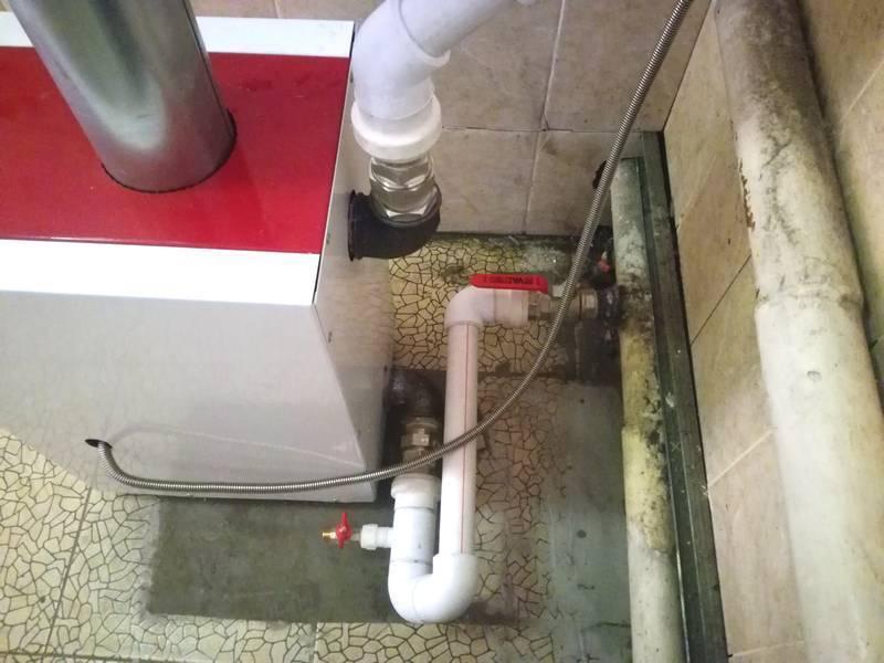 Можно ли заменить газовый котел самостоятельно главная