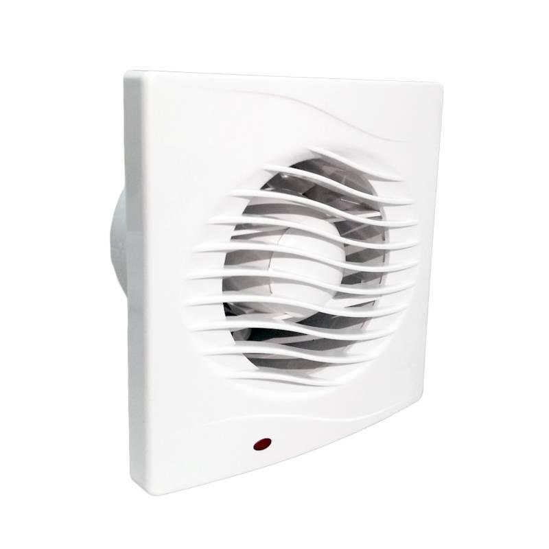 Виды вытяжных вентиляторов