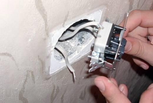 Как починить выключатель света – инструкция по ремонту