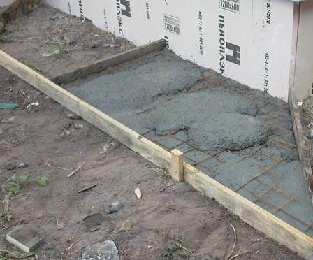 Какой бетон использовать для фундамента?