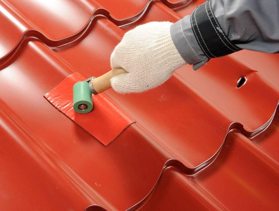 Металлочерепица: технология монтажа, покрытия крыши и устройства кровли, детали на видео и фото