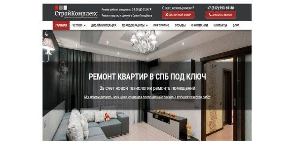 Рейтинг компаний по ремонту квартир в спб – отзывы о фирмах петербурга