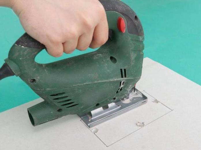 Чем и как резать гипсокартон — разбираем главное