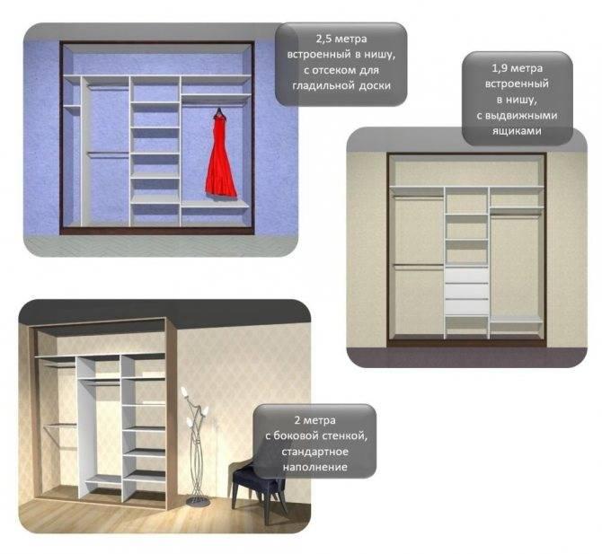 Встроенный шкаф-купе в прихожую своими руками: как сделать анализ чертежей и схем, из чего лучше изготовить, в какой последовательности можно собрать самому
