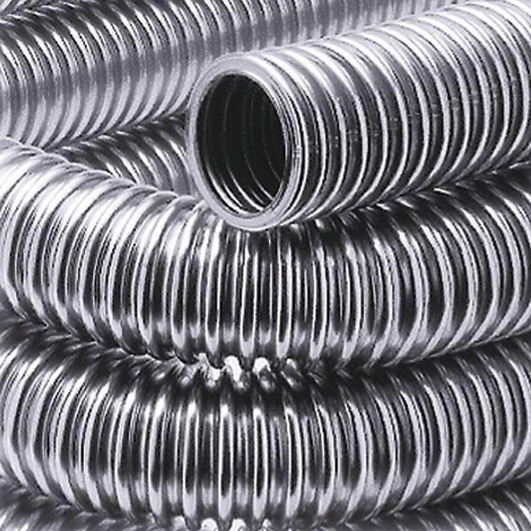 Нержавеющие гофрированные трубы для отопления, монтаж стальных гибких труб